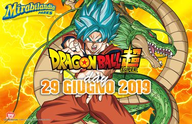 Mirabilandia - Dragon Ball Super Day