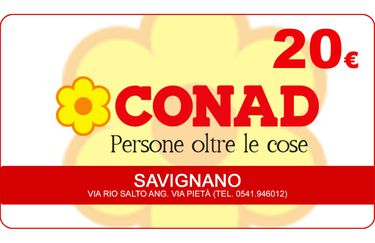 Conad Savignano - Buono Spesa