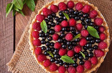 Pasticceria Santa Dolce Vita - Torta ai Frutti di Bosco