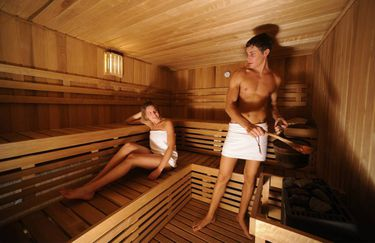Hotel Al Cervo - Sauna