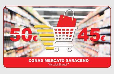 Conad Mercato Saraceno - Buono Spesa