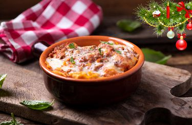 sapori della nonna - lasagne