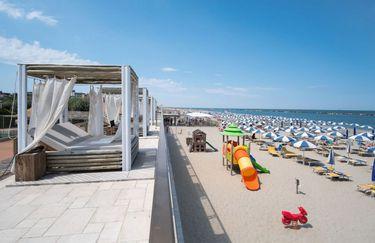 Grand Hotel Azzurra - Spiaggia