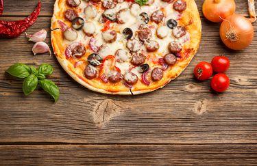 Coupon Pizza e Bibita alla Pizzeria Grigioperla di Treviso - Tippest