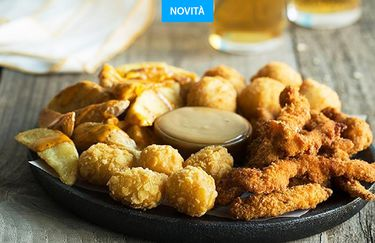 100 Montaditos - Mix di Fritti