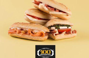 100 Montaditos - Panini