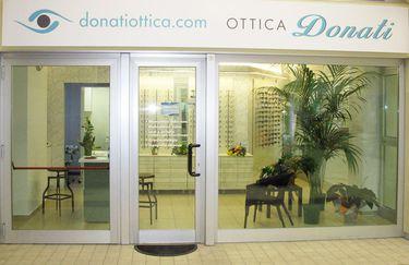 Ottica Donati - Locale