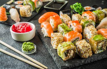 Yoshiko - Sushi misto