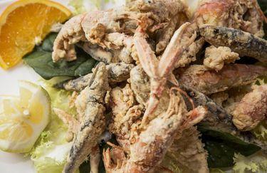 Ristorante Cà Nostra - Piatto Pesce