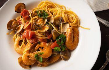 The Art Restaurant - Spaghetti