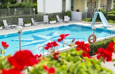 Hotel Torino - Piscina