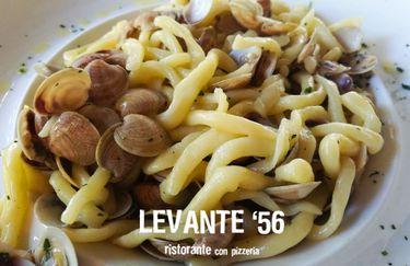 Levante '56 - Strozzapreti con Vongole
