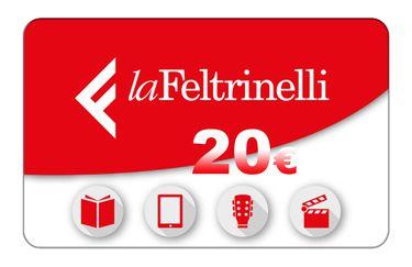 Gift Card Feltrinelli