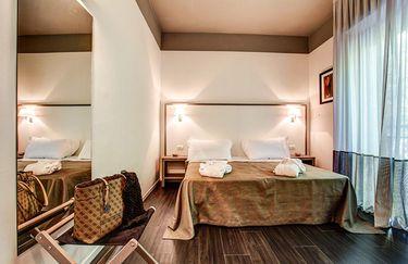 Hotel Cristallo camera 2