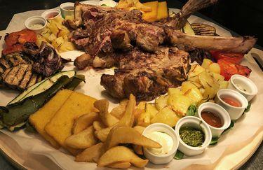 Le Tradizioni - Carne con contorno