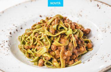Osteria Michiletta - Tagliatelle con Ragu di Mora