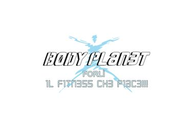Body Planet Club - Logo