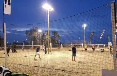 Beach Arena - Beach Tennis Serale