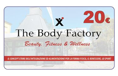 The Body Factory - Card
