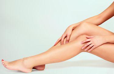 nail art studio - gambe