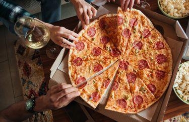 Pizzeria Da Ettore - Pizza