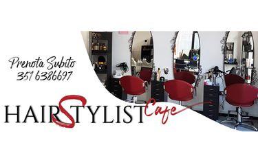 Hair Stylist Cafè - Locandina