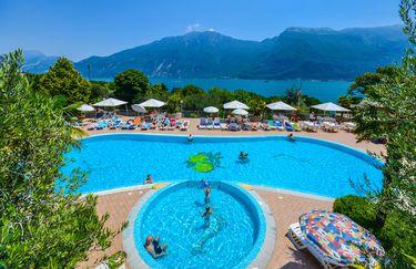 Camping Garda - Piscine