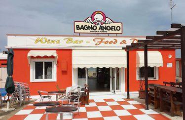 Bagno Angelo 81 - Entrata