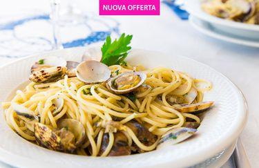 Ristorante Airone Bianco - Spaghetti Vongole