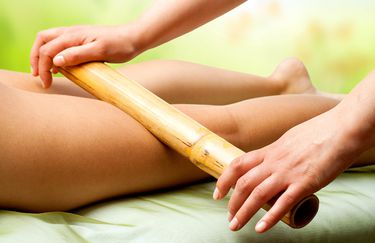 Beauty Art - Bamboo Massage
