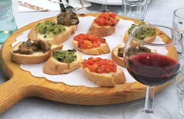 Agriturismo La Ravegnana - Crostini