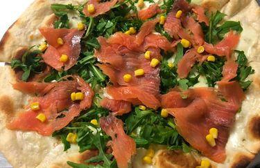 La Fenice - Pizza Salmone