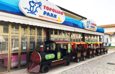 Topolino Park - Trenino