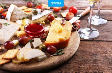 Osteria Pizzeria Acque Salate - Tagliere Formaggi