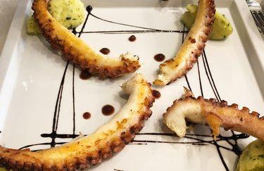 osteria piattoforte - pesce