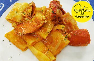 Osteria del Sorriso - Paccheri all'Astice