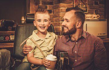 barberia-italiana-papa-figlio