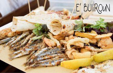 E' Buliroun - Fritto