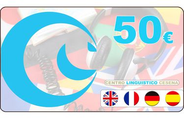 Centro Linguistico Cesena - buono spesa