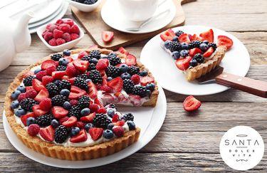 Pasticceria Santa Dolce Vita - Torta frutti di bosco