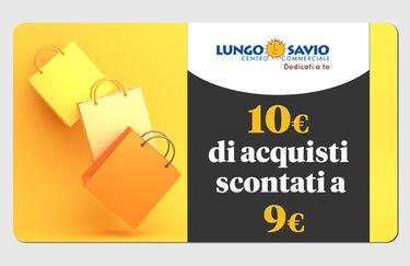Centro Commerciale Lungo Savio - Gift Card