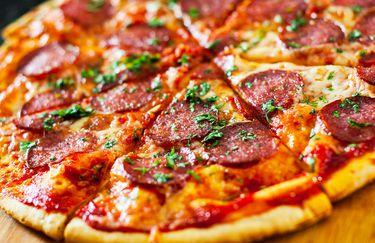 Acqua & Farina - Pizza Farcita