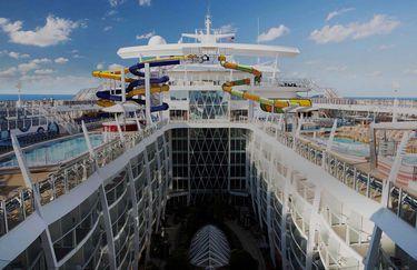 Harmony of The Seas - Panoramica