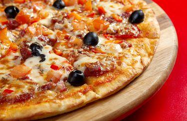 Casa dei Servi - Pizza