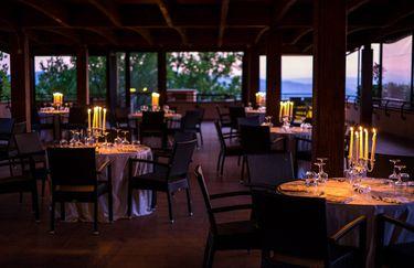 Grand Hotel Assisi - Roof Garden