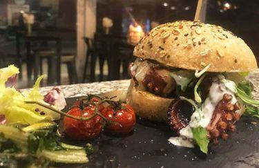 Gourmet Street Food - Burger Polipo