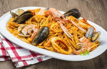 Ristorante Vivi Mare - Spaghetto Chitarra allo Scoglio