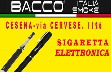 Coupon Kit Sigaretta Elettronica da Bacco Italia Smoke a Cesena