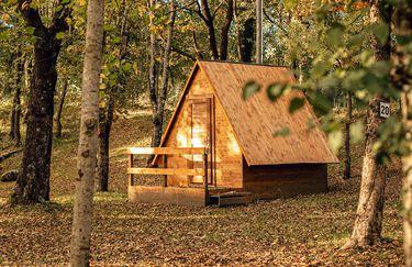 Alto Savio Camping - Tenda di Legno