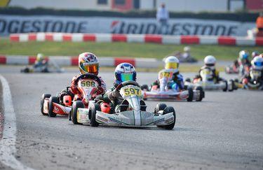Newman Motorsport - Kart